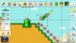 Super Mario Maker 2 level cap increased