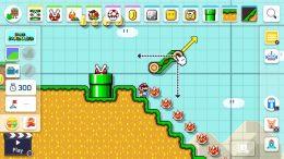 Super Mario Maker 2 level cap increased