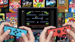 Nintendo Switch Online NES Rewind feature