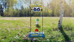 Pokémon Go Ralts Community Day