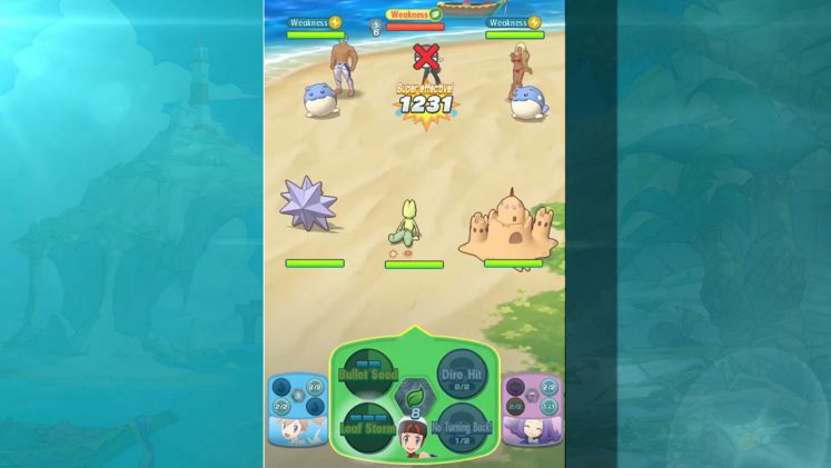 Pokémon Masters co-op and new characters