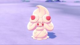 Pokémon Sword and Shield Alcremie