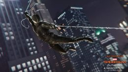 Marvel's Spider-Man Stealth Suit