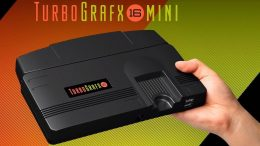 TurboGrafx 16 release date and games