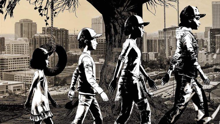 The Walking Dead The Telltale Definitive Series release date