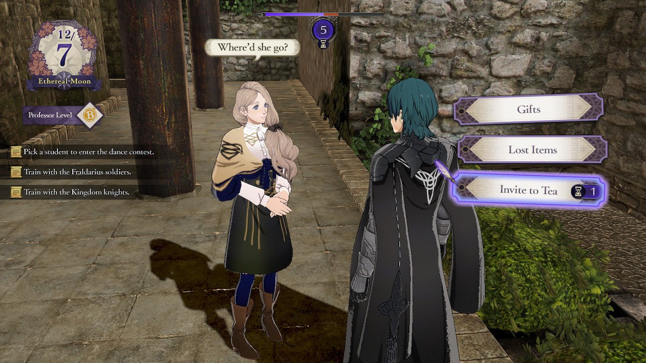 fire emblem three houses romance guide
