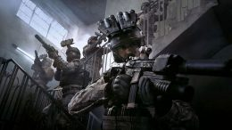 Modern Warfare Key Art