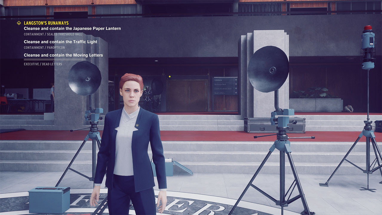 Control How To Get All Outfits Attack Of The Fanboy Control is out now and features a number of different outfits that protagonist jesse faden can wear. control how to get all outfits