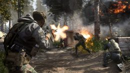 Modern Warfare Multiplayer Gunfight