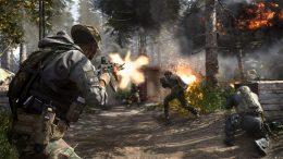 Modern Warfare Multiplayer Gunfight