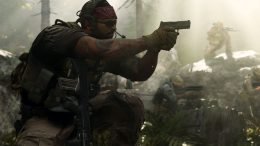 Modern Warfare Operator Pistol