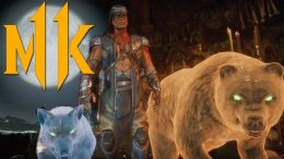 Mortal Kombat 11 Nightwolf Announcement