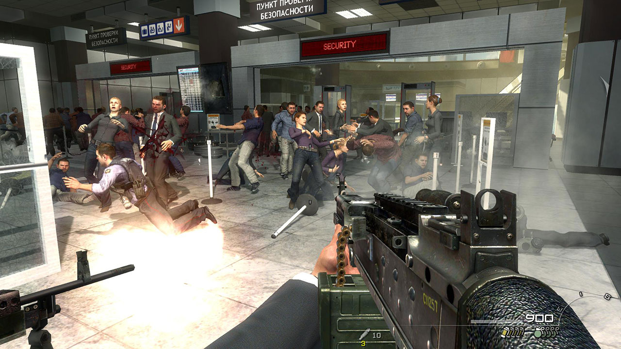 Gamers Rebuke Critics Who Blame Video Games for Violence
