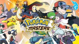 Pokemon Masters Key Art