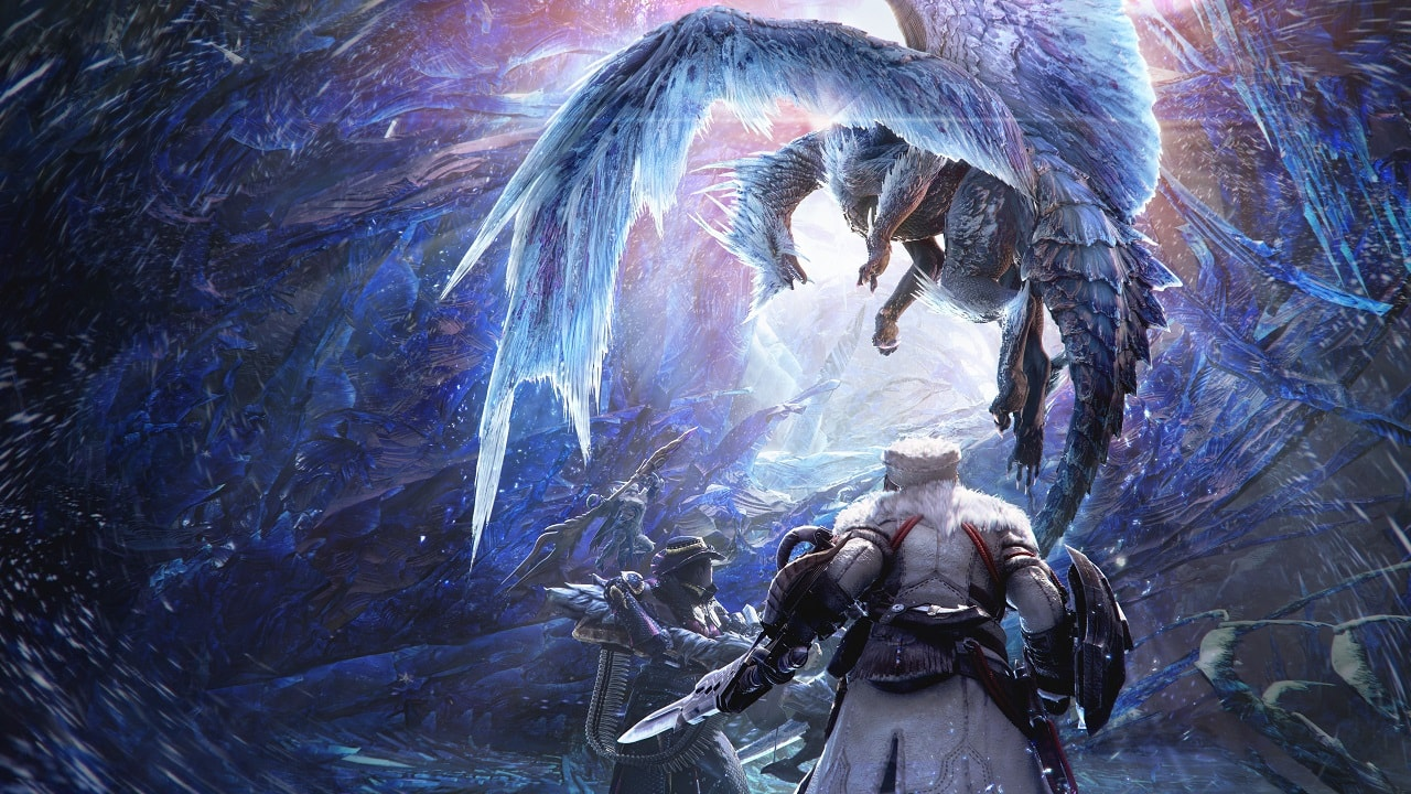 Monster Hunter World Iceborne Review Cover