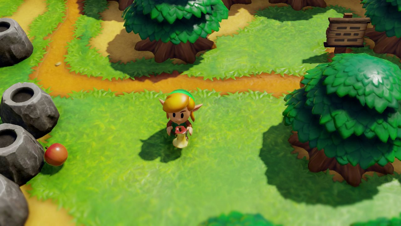 Legend-of-Zelda-Link's-Awakening-–-How-To-Get-Apples