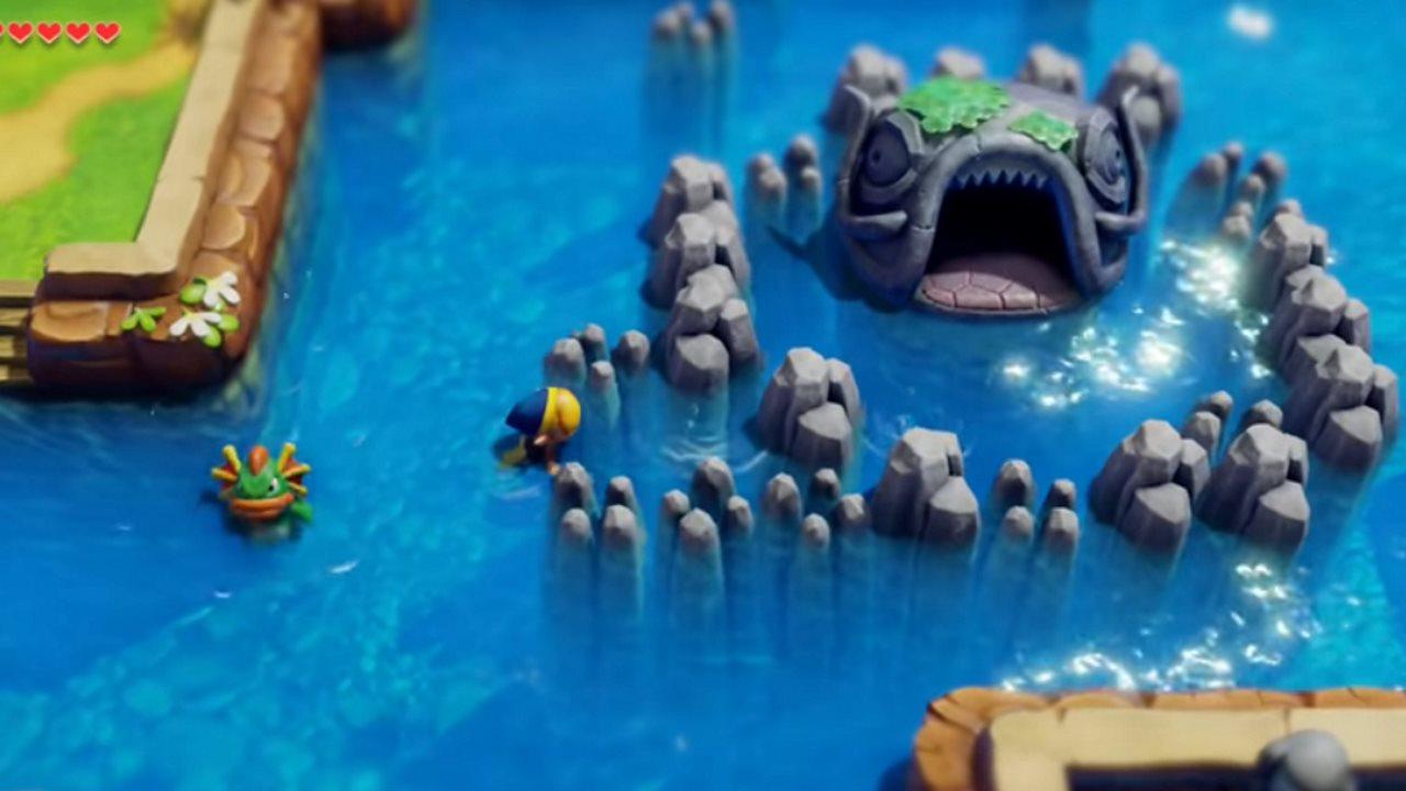 Legend-of-Zelda-Link's-Awakening-–-How-To-Get-to-Catfish-Maw-Fifth-Dungeon