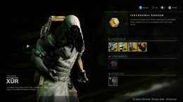 Destiny 2: Xur Ware's Oct 18