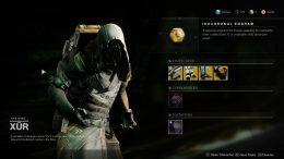 Destiny 2: Xur Ware's Oct 18