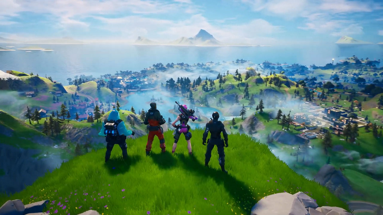 Fortnite Chapter 2 Update Is Live And Available For Download