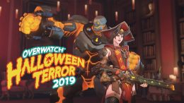 Overwatch Halloween 2019 - All the Skins