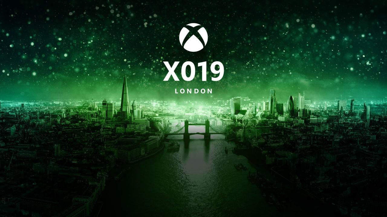 Microsoft X019 Event