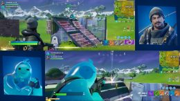 Fortnite Split-Screen