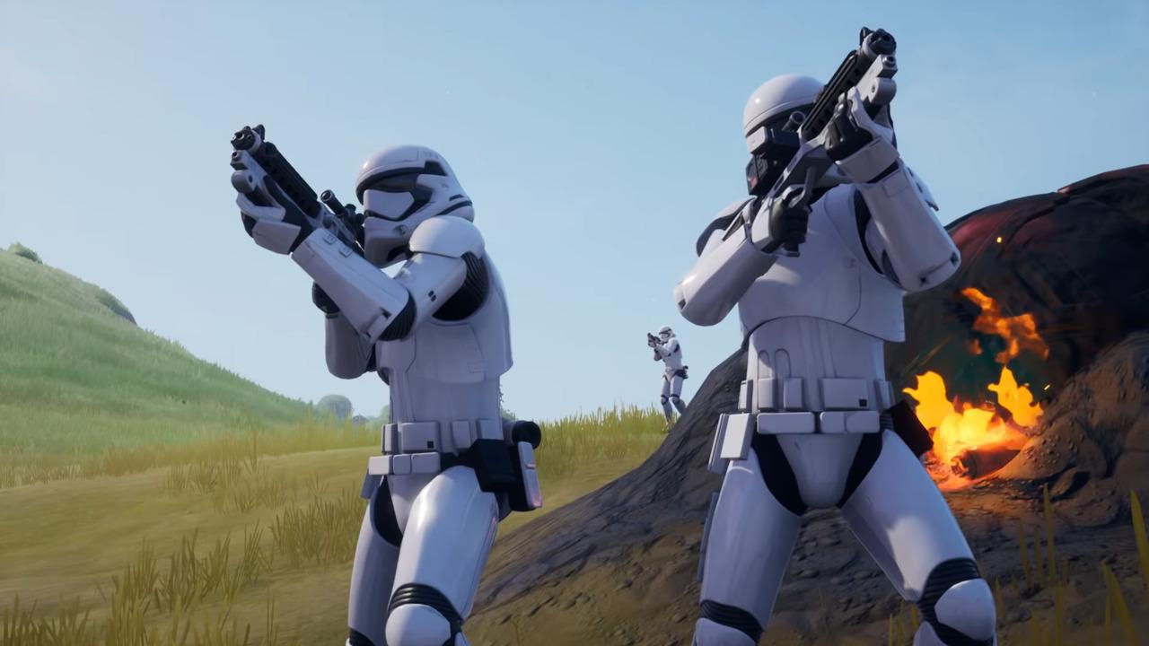 Fortnite-Star-Wars-Lightsaber
