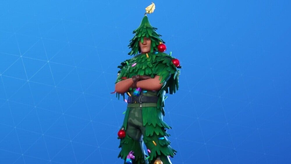 Fortnite-Tree-Skin