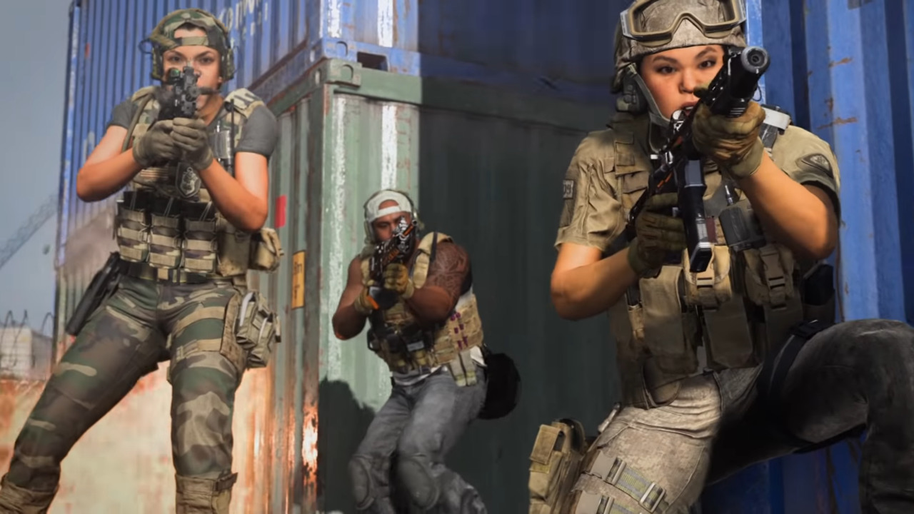 Call Of Duty Modern Warfare And Warzone Cheaters To Be Matched