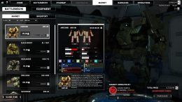 MechWarrior 5 - How to Buy and Sell