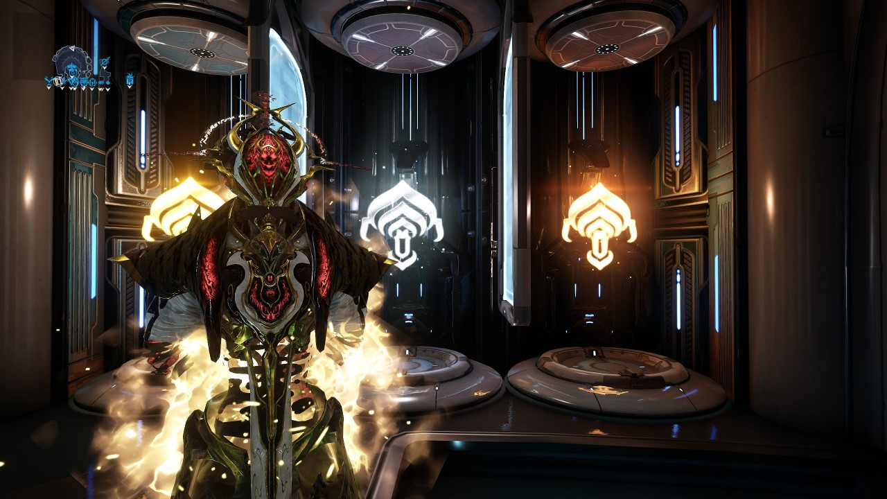 Image result for warframe cephalon simaris practice