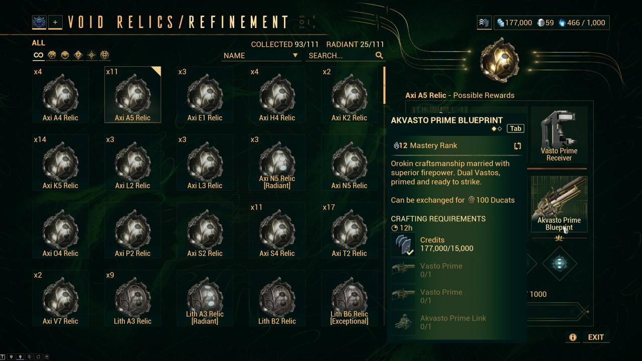warframe-plat-relics