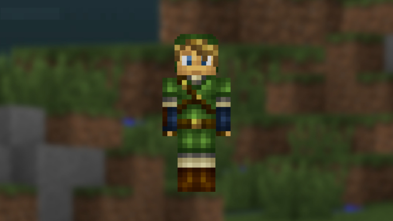 Minecraft-Link-Skin