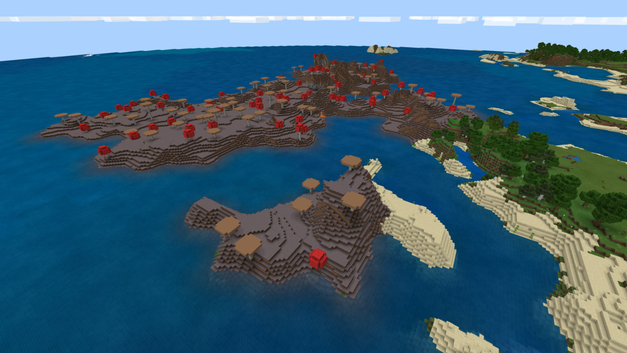 Minecraft-Mushroom-Island-Seed
