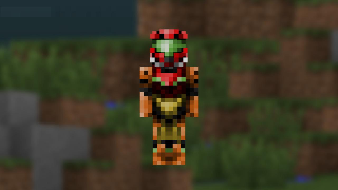 Minecraft-Samus-Skin