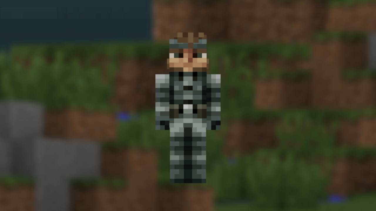 Minecraft-Snake-Skin