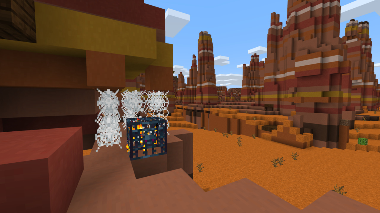 Minecraft-Surface-Spawner