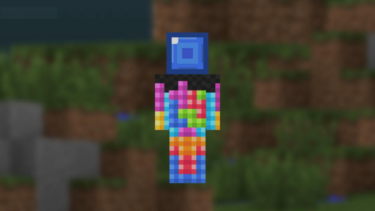 Minecraft-Tetris-Skin