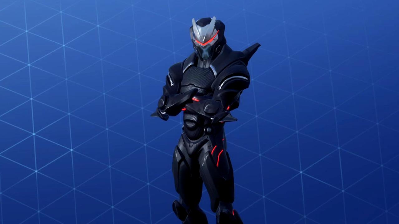 Fortnite-Omega