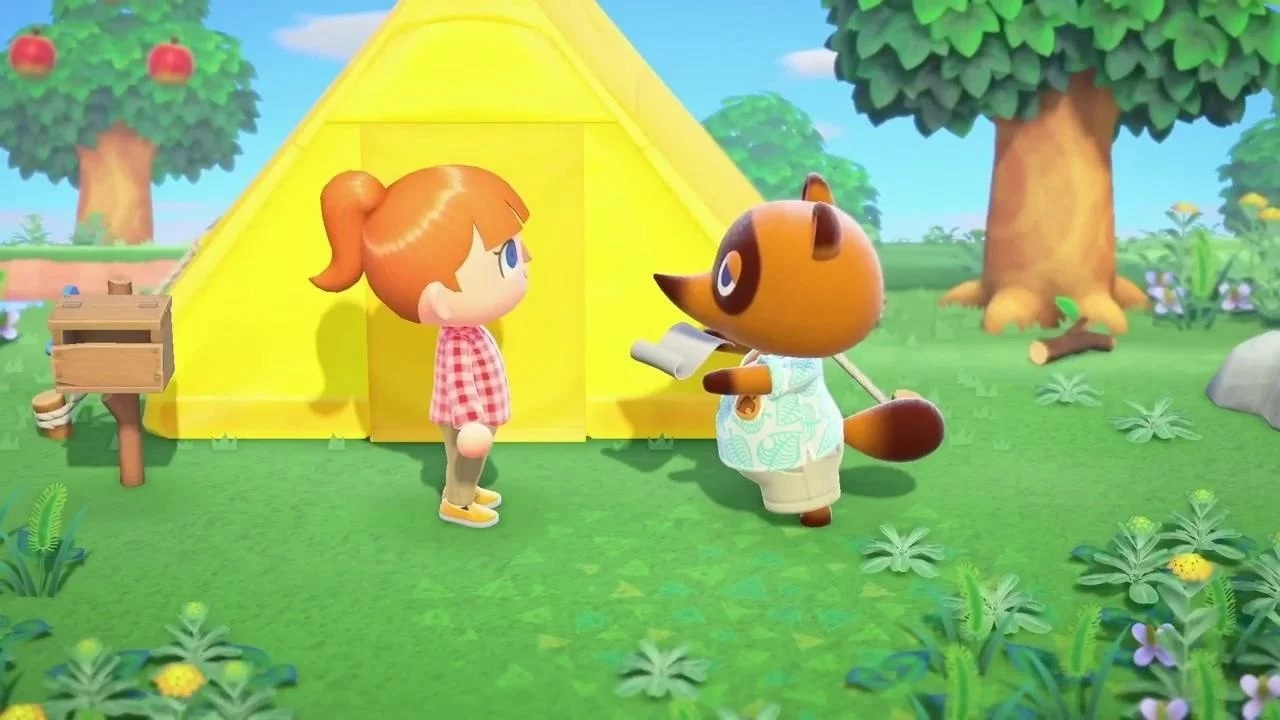 Animal Crossing: New Horizons to contain 'in-game purchases'