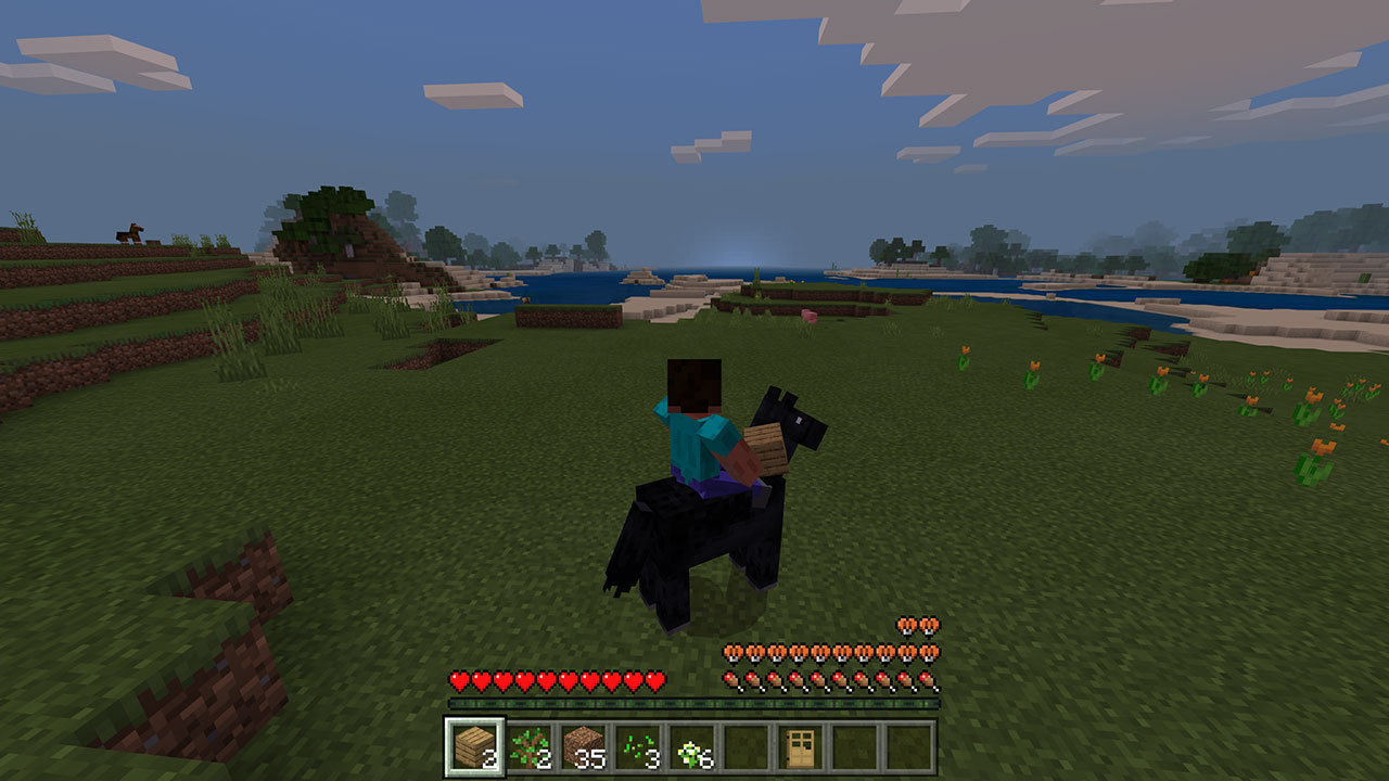 Minecraft How To Breed Horses Attack Of The Fanboy