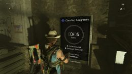 The Division 2 Detention Center Classified Assignment: Where to Find Backpack Charm and Audio Logs