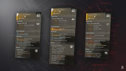 The Division 2 - Gear 2.0 Guide for Warlords of New York