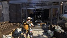 The Division 2 Nightclub Classified Assignment: Where to Find Backpack Charm and Audio Logs