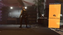The Division 2 - How to Use the Recalibration Library in Warlords of New York