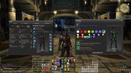 Final Fantasy XIV: How to Dye Armor