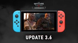 The Witcher 3 Gets Cross-Save on Nintendo Switch and PC