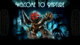 bioshock big daddy and little sister welcome to rapture