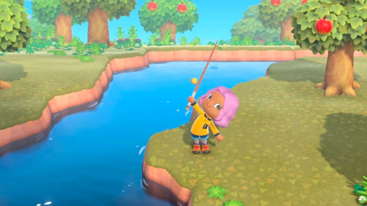 Animal Crossing New Horizons %E2%80%93 How to Get a Fishing Rod - Animal Crossing: New Horizons - Guida per iniziare